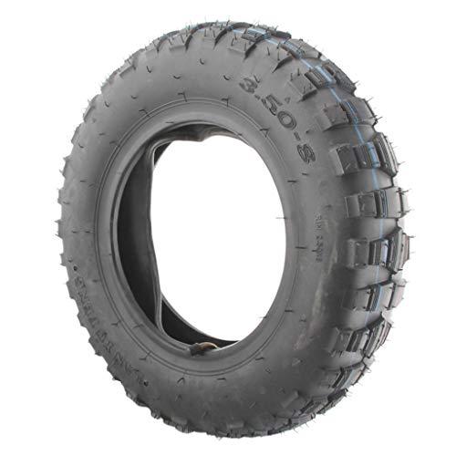 IPOTCH Juego de Neumáticos Y Tubos de La Serie 3.50-8 para 1979-1999 ZR50R ZR50RD