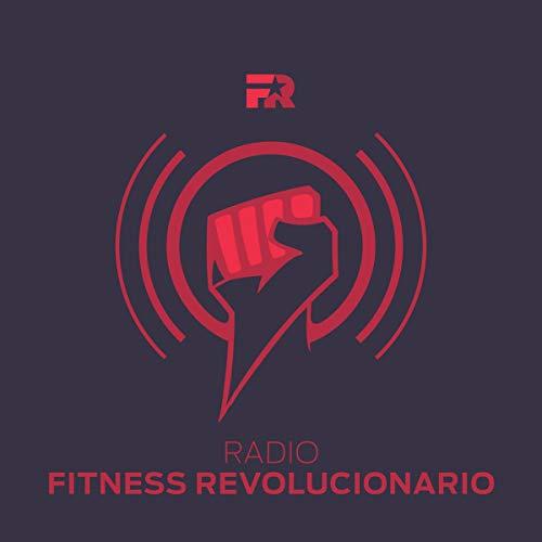 Diseño de la portada del título Radio Fitness Revolucionario