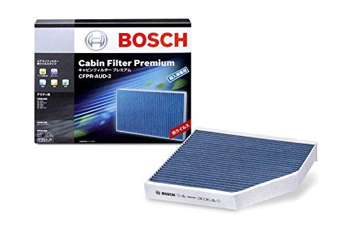 BOSCH(ボッシュ) キャビンフィルタープレミアム 輸入車用エアコンフィルター アウディCFPR-AUD-2