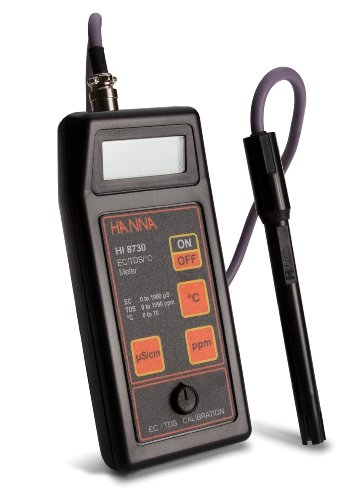Hanna Instruments HI 8730 Lightweight EC/TDS/Temperature Meter