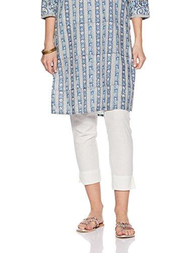 Amazon Brand - Myx Women's Cotton Slim Fit Cigarette Pants...