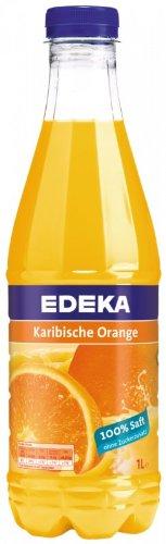 EDEKA Karibischer Orangensaft 6x1l EW VPE