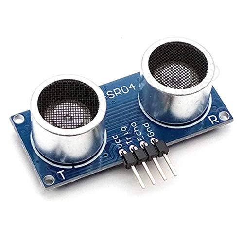 CLJ-LJ HC-SR04P Ultraschall-Entfernungsmess Sonar-Sensor hohe Betriebsspannung 3V-5.5V 16mm Ultraschall-Ranging-Modul...