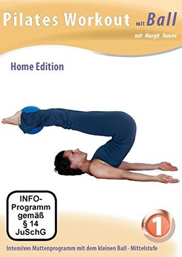 Pilates Workout mit Ball Vol. 1