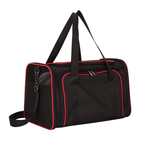 GBY huisdier tas, draagbare huisdier rugzak, draagbare out-of-sale single-shoulder hond tas, mesh huisdier tas, 46 * 28 * 26cm