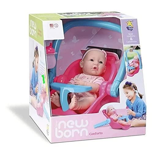 new born conforto, DiverToys, branca