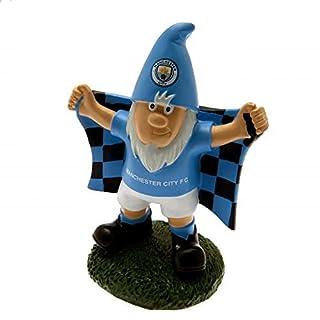 Official Manchester City Garden Gnome