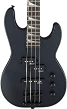 Jackson JS Series Concert Bass Minion JS1X Bass Guitar (Satin Black)