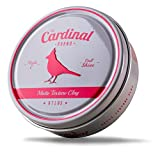 The Cardinal Brand Atlas Matte Texture Clay 3.4 Ounce is an Ultra Lightweight, Matte Hair Clay,...