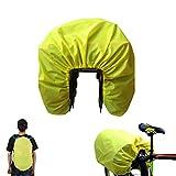 Cubierta de lluvia para Bicicleta Impermeable Ultra Delgado Ligero Cubierta para la Lluvia Cubierta Protector al Aire Libre Contra Lluvia