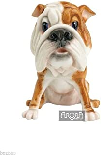 Little Paws Bruno the Bulldog Figurine