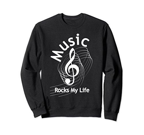 Music Fan Sweatshirts