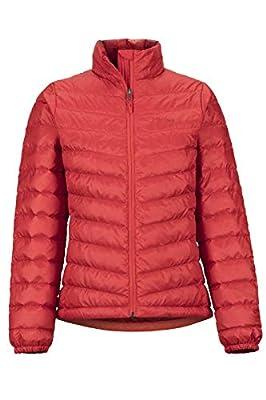 Marmot Women's Jena Jacket, Small, Cherry Tomato
