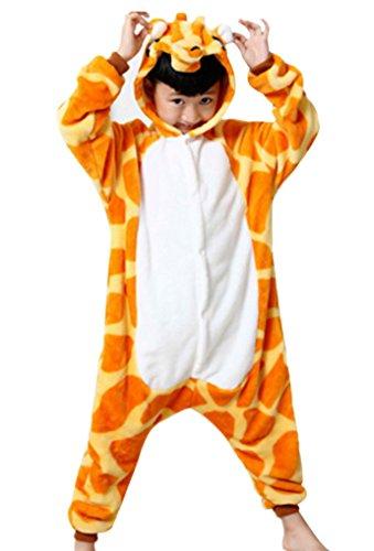 Happy Cherry - Pijama Infantil de Animal Unisex Disfraz Ropa de Dormir...