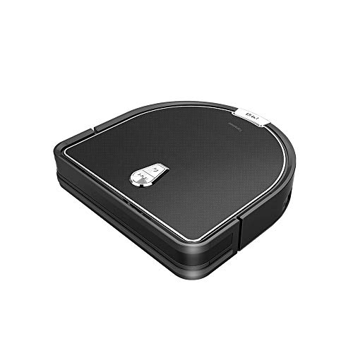 For Sale! C&L Chun Li Robot vacuums,Black D-Type Dead Corner Buster Household Full Automatic Ultra-T...
