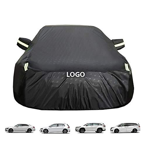 Fundas para coche Compatible con la cubierta de coches Lancia Voyager, protección contra la lluvia