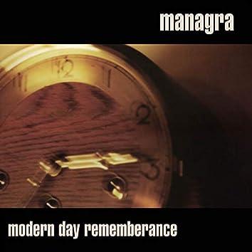 Modern Day Remembrance