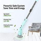 Immagine 1 homitt spin scrubber elettrico spazzola