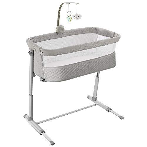 RONBEI bedside sleeper bassinet