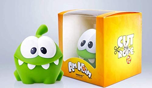 OPTOVICHOK Money Box Om Nom Cut The Rope Nommies 5 9inch Vinil Cut The Rope Big Toys Coin Box product image