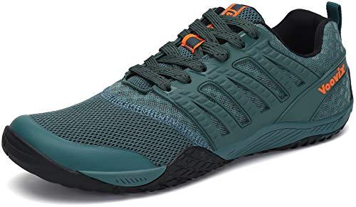 Voovix - Zapatillas deportivas para hombre con...