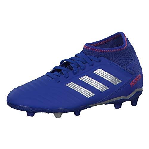 adidas Predator 19.3 FG J Fußballschuhe, Mehrfarbig (Multicolor 000), 38 EU