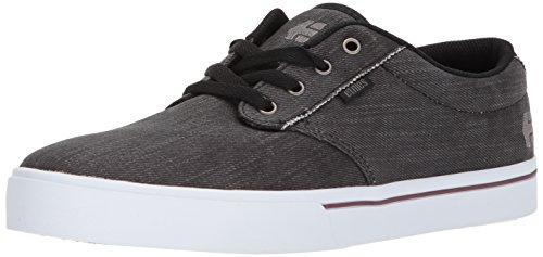 Etnies Jameson 2 Eco, Herren Skateboardschuhe, Schwarz (013-Black DIRTY WASH), 38.5 EU