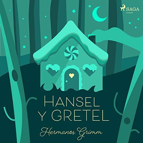Diseño de la portada del título Hansel y Gretel