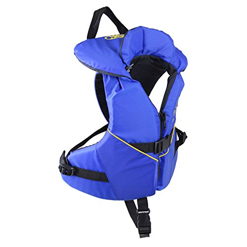 Stohlquist Waterware Infant PFD 8-30 lbs, Blue/Black