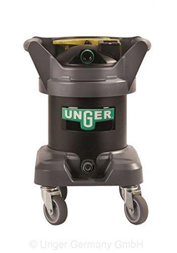 Unger DI12W HydroPower Filter 12 mit Rädern, 30 × 31 cm Basis, 35 cm Höhe