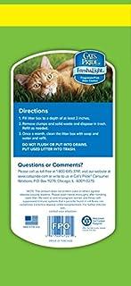 عروض Oil-Dri Cat's Pride Fresh and Light Premium Clumping Fragrance Free Scoopable Cat Litter