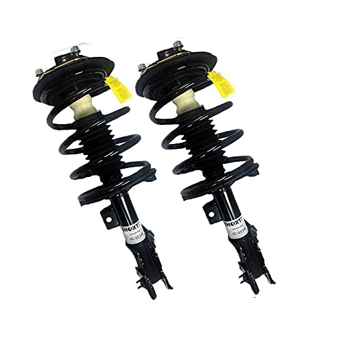Shoxtec Front Pair Complete Struts Assembly Replacement for 2002-2006 Nissan Altima Coil Spring Assembly Shock Absorber Repl. part no. 171427 171426