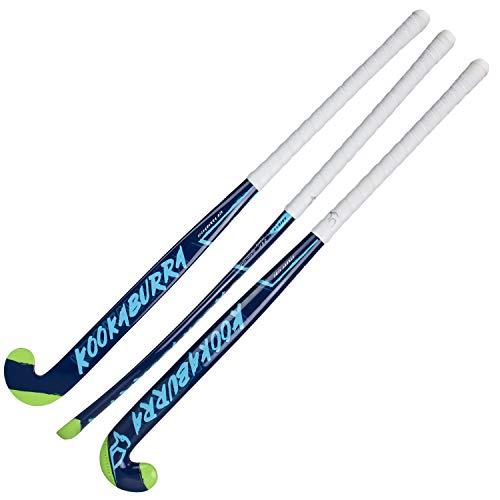 KOOKABURRA Vibe Hockeyschläger, blau, 36,5 l
