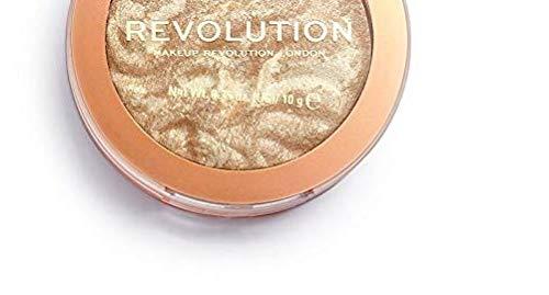 Makeup Revolution Highlight Reloaded Raise The Bar, Gold, 10 g