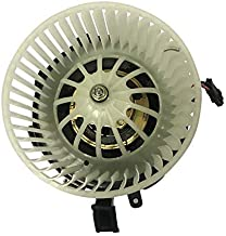 OCPTY A//C Heater Blower Motor ABS w//Fan Cage Air Conditioning HVAC Front Replacement fit for 2009-2012 Audi A4//2008-2012 Audi A5//2009-2016 Audi Q5//2009-2012 Audi S4//2008-2012 Audi S5