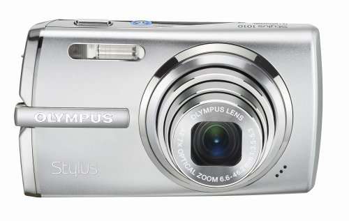 Amazing Deal Olympus Stylus 1010 10.1MP Digital Camera with 7x Optical Dual Image Stabilized Zoom (S...