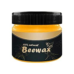 professional Wood Spice Beeswax, Multipurpose Natural Wood Wax Traditional Furniture Beeswax, …