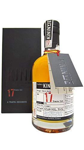 Kininvie 17 Years Old Batch No. 2 + GB 1996 42,6% Vol. 0,35 l