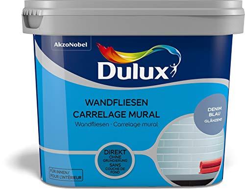 Fresh up Renovierfarbe Wandfliese 750 ml Denim blue