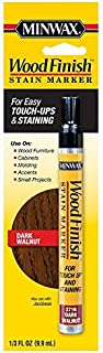 Minwax 63487 Wood Finish Dark Walnut Stain Marker Interior Wood (2, 2) …