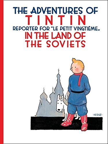 Tintin in the Land of the Soviets