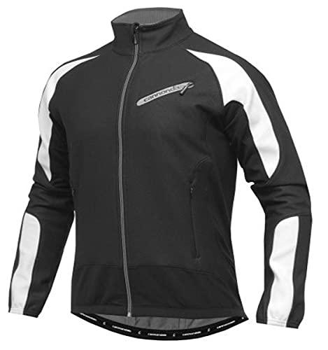 Cannondale Men's Healthnet Wind Shell Jacket, Black, Large