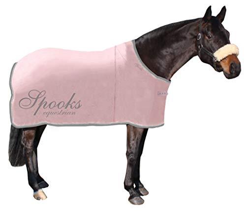 SPOOKS Blanket Fineline - DE (Farbe: rose/grey; Größe: 145cm)