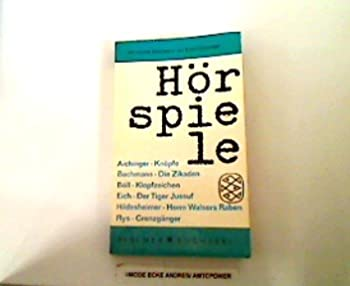 Hörspiele 3436003875 Book Cover