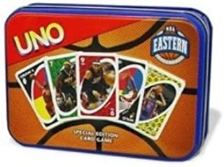 UNO - NBA All Star Eastern Conference Version in Tin Case