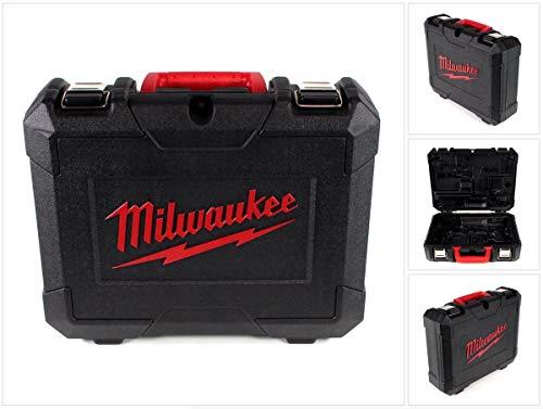 Milwaukee Transport Werkzeug Koffer für 18 V Schrauber Schwarz