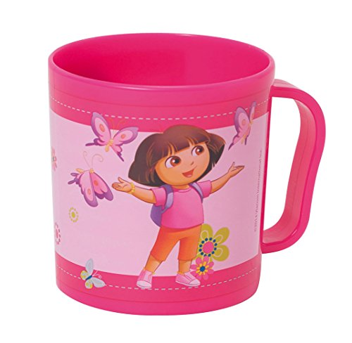 FUN HOUSE Dora Tasse Micro-ondable 350 ML