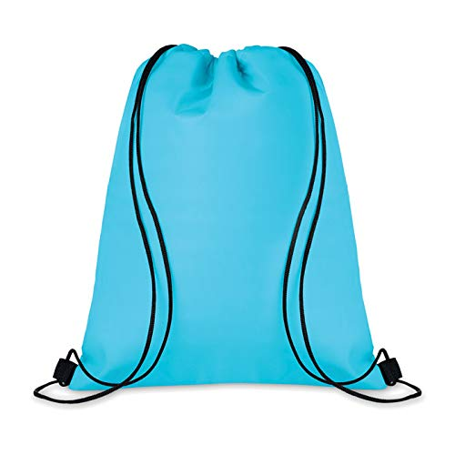 Mid Mochila nevera con revestimiento de aluminio aislante térmico, capacidad 15 l, 33 x 42 cm. Camping, termo alimentos (azul)