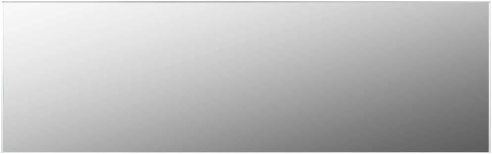 vidaXL 百貨店 ギフ_包装 Frameless Mirror Glass 59