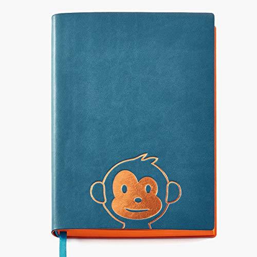 Cedon Notizbuch A5 Monkey Design